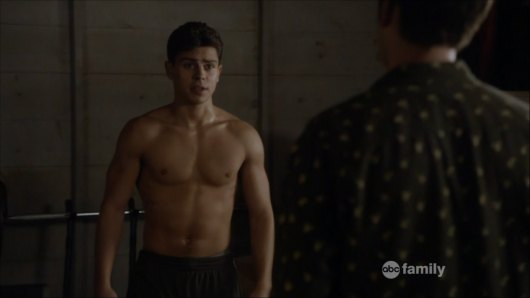 jake t. austin shirtless the fosters