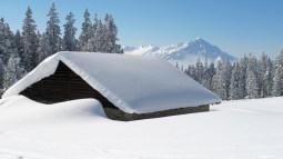 Häusschen am Niederhorn