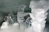 Skulpturen im Eispalast