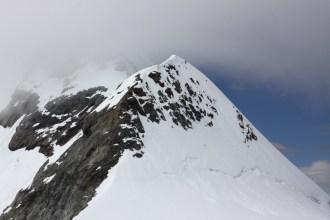 Blick zur Jungfrau