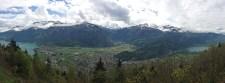 Blick auf Interlaken