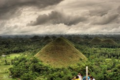 Chocolate Hills, Philippinen