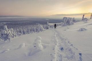 Äkäskero, Finnisch Lappland