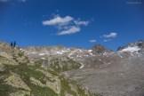 Schönes Panorama bei der Keschhütte