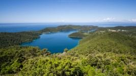 Blick auf die Seen vom Montokuc