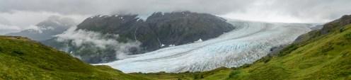 Harding Icefield Panorama