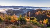 Ein Herbstmorgen im Emmental