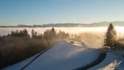 Nebel im Emmental