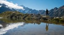 Wandern im Mount Cook Nationalpark
