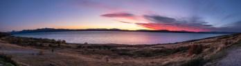 Lake Pukaki Panorama
