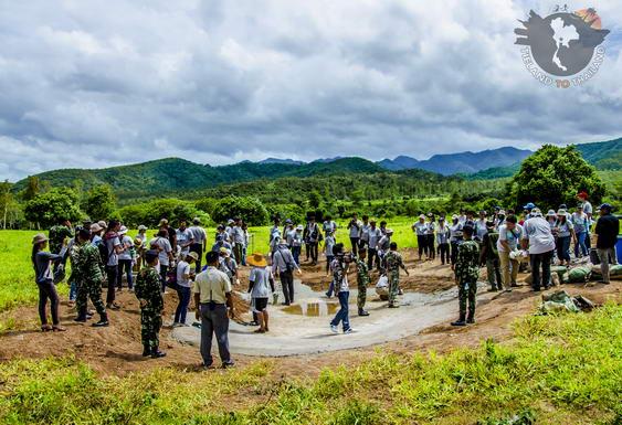 Kui Buri National Park Flood Basin