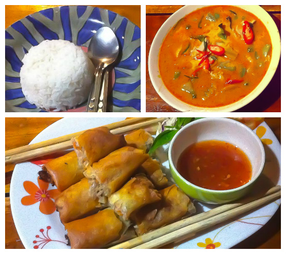 Trip to Pai Thai Food Recommendation