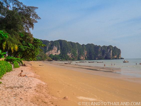 Ao Nang Coastline
