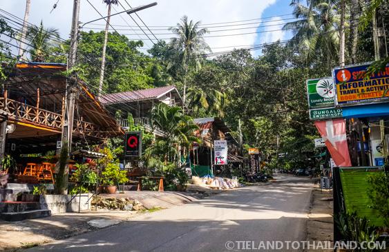 Koh Chang Rural Road