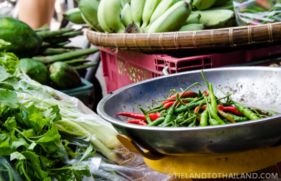 Upclose and personal with produce at the Maeklong Railway Market (11)