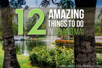 12 Amazing Things to Do in Chiang Mai