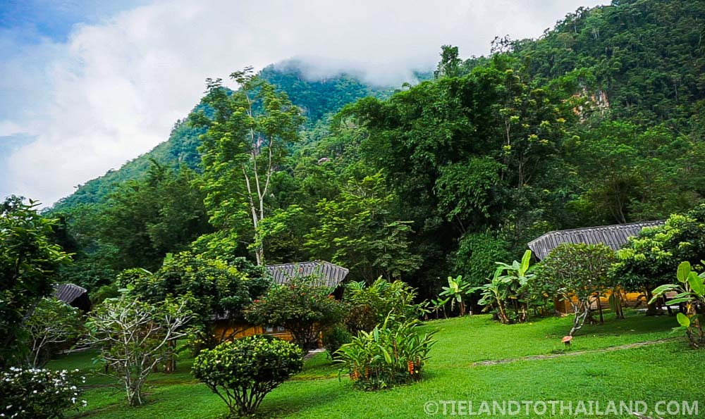 Chiang Dao Nest 2 Mountain Grounds