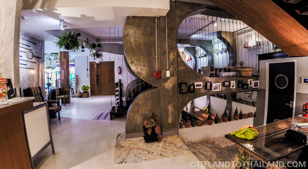 The House of Phraya Jasaen | Reception and Lounge Area