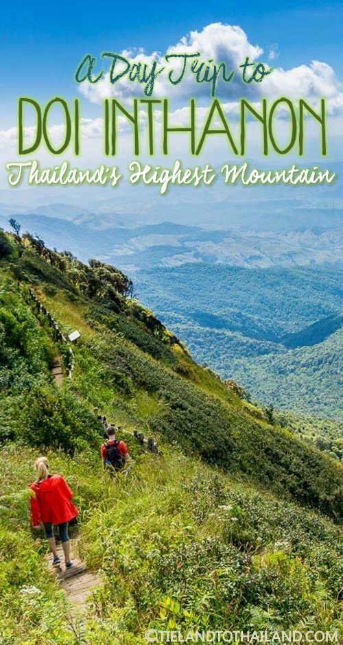 Love nature? Check out these stunning views on a day trip to Doi Inthanon, Thailand's highest mountain.   Tieland to Thailand