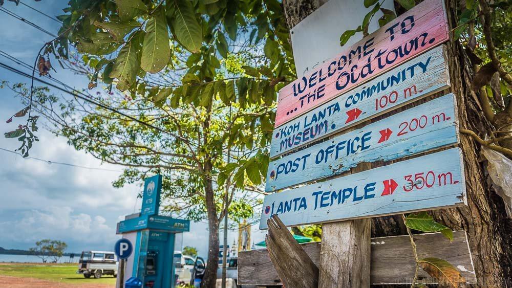 Things to do in Koh Lanta, Thailand: Visit Old Town