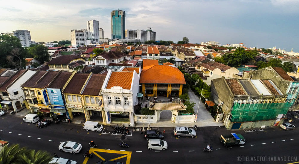 Royal Thai Consulate in George Town, Penang