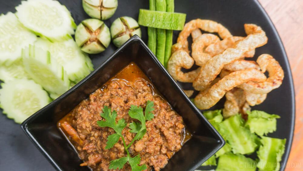 Northern Thai Food: Nam Prik Ong