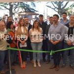 """GUSTAVO MENÉNDEZ INAUGURÓ LA 2° EDICIÓN DE LA EXPO """"HECHO EN MERLO"""""""
