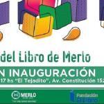 2° FERIA DEL LIBRO EN MERLO | Con entrada libre y gratuita, será del 6 al 16 de septiembre en el Predio El Tejadito