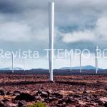 ESPAÑA | Molino sin aspas diseñado para generar energía eléctrica en entornos residenciales e industriales