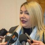LA GOBERNADORA BERTONE DENUNCIÓ AL GOBIERNO DEL PRESIDENTE MACRI POR AFECTAR LA SOBERANÍA DE MALVINAS