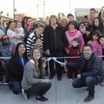 LEO NARDINI INAUGURÓ EL PAVIMENTO DE LA CALLE JOSÉ MÁRQUEZ | Otra Obra integral para bienestar de la familia malvinense