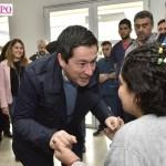LEO NARDINI PRESENTÓ EL HOSPITAL DE ADULTOS MAYORES | Malvinas Argentinas a la vanguardia de la Salud Pública en Argentina
