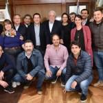 GINÉS GONZÁLEZ GARCÍA Y LEO NARDINI DISERTARON SOBRE EL FUTURO DE LA SALUD PÚBLICA