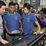 LEO NARDINI VISITÓ A LOS ESTUDIANTES EN LA 5º EXPO EDUCATIVA DE MALVINAS ARGENTINAS | 3.500 alumnos de 90 Escuelas participaron del evento