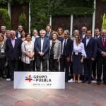 ENCUENTRO GRUPO DE PUEBLA | El Presidente electo Alberto Fernández llamó a poner de pie ☀️ a América Latina