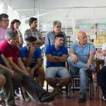 """JUANCHI"" ZABALETA SE REUNIÓ CON COMERCIANTES PARA BRINDAR BENEFICIOS A TITULARES DE LA TARJETA ALIMENTARIA"