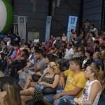 Un millar de personas disfrutaron del boxeo en el Polideportivo de Los Polvorines de Malvinas Argentinas