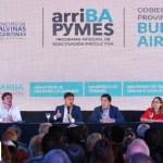 """Kicillof con Nardini en Malvinas Argentinas: """"el programa ArribaPymes viene a dar respuesta a las Pymes para que puedan producir y generar trabajo"""""""