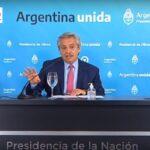 """Presidente Fernández: """"Vamos a prolongar la cuarentena hasta el fin de la Semana Santa"""""""