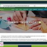 """""""Hurlingham desde Casa"""": El Municipio presentó una plataforma digital con propuestas e información para acceder desde el hogar"""