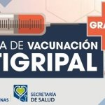 Comienza la Campaña de Vacunación Antigripal en el municipio de Malvinas Argentinas