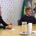 Juan Zabaleta se reunió con la secretaria de Comercio Paula Español para coordinar los controles de precios
