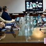 Intendentes del conurbano mantuvieron un encuentro virtual con periodistas y brindaron fuerte respaldo a las medidas de Kicillof