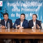 Presidido por Gustavo Menéndez el PJ Bonaerense con un duro comunicado sale al cruce del oportunismo político macrista