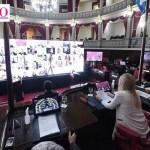 """Legisladores Bonaerenses aprobaron por unanimidad la """"Ley de Plasma"""" impulsada por el Senador del Frente de Todos Luis Vivona"""