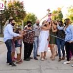 Leo Nardini inauguró un nuevo tramo de la calle José Verdi en Los Polvorines, un gran beneficio para vecinos y la comunidad educativa