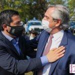 Leo Nardini agradeció a las familias del Pueblo de Malvinas Argentinas por el alto acatamiento a las medidas dispuestas por el Presidente