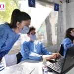 Luana Volnovich puso en marcha un operativo del PAMI contra el coronavirus en CABA con tres vacunatorios propios