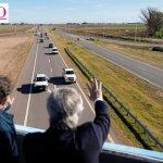 """Presidente Fernández: """"La obra pública es conectar a la Argentina y acercar a los pueblos"""""""