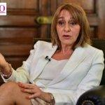 La exprocuradora General de la Nación Gils Carbó acusó a Macri de haber ejercido violencia en su contra desde el aparato del Estado